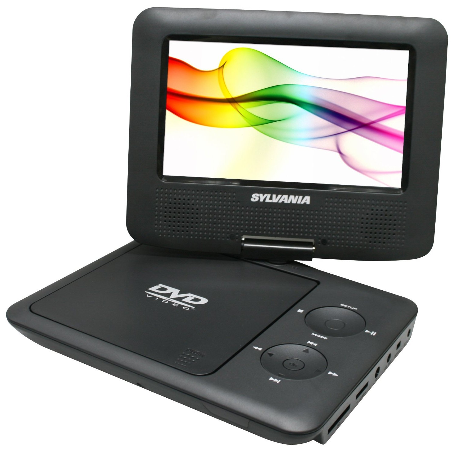 sylvania portable dvd player charger
