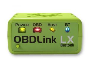 Scan Tool 427201 OBDLink LX Bluetooth Professional OBD-II Scan Tool For Android & Windows