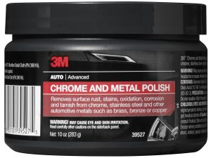 3M Chrome and Metal Polish