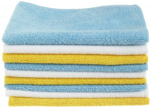 Amazon Basic Microfiber Cleaning Cloth – 48 Pack