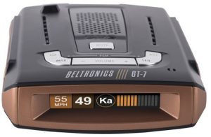 beltronics gt-7 wireless radar detector