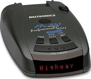 beltronics pro200 best radar detector