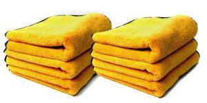 Chemical Guys Premium Microfiber Towels