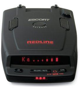 escort redline 0100025-1 review