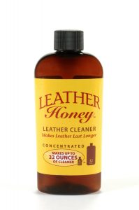 Leather Honey Concentrated Leather Cleaner