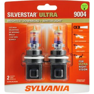 sylvania silverstar ultra 9004 bulb