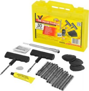 Victor 22-5-00126-8A Tire Repair Tool Box - 30pc