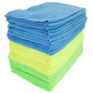 zwipes microfiber cleaning cloths review
