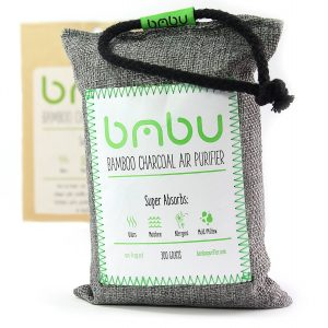 bamboo charcoal deodorizer air freshener car purifier bag