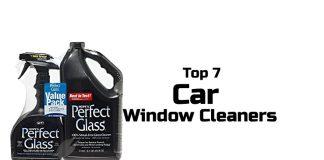 Car Window Cleaners