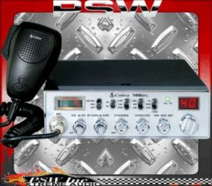 Cobra 18WXST11 Mobile CB Radio with Dual Watch