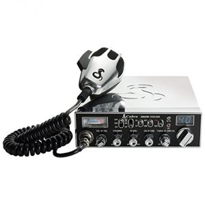 cobra 29 ltd chrome cb radio