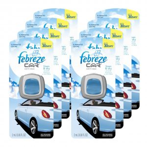 febreze car vent clip air freshener orod eliminator reviews