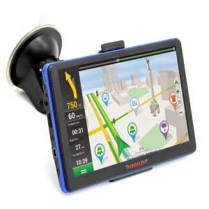 7 inches gps