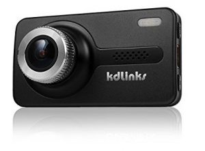 kdlinks x1 full-hd 1920*1080 165 wide angle car dashboard camcorder