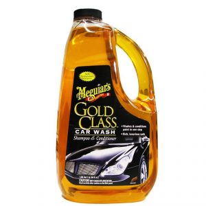meguiar gold class car wash