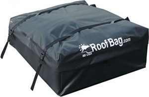 RoofBag Explorer Water Proof Soft Car Top Carrier