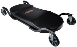 low profile creeper mechanic roller board Traxion 1-100
