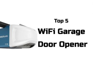 WiFi Garage Door Opener