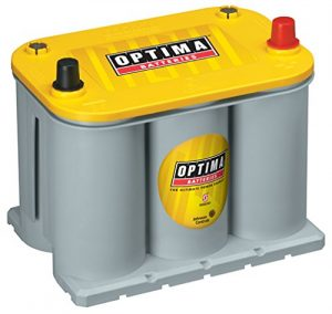 Optima Batteries 8040-218 D35 Yellow Top Dual Purpose Battery