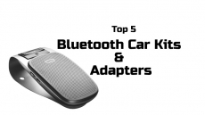 Top 5 Best Bluetooth Car Kits & Adapters
