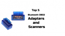 Top 5 Best Bluetooth OBD2 Adapters and Scanners