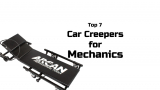 The Best Car Creepers for Mechanics