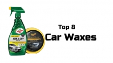 The Best Car Waxes Available