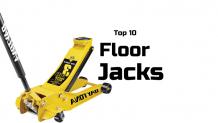 Ten Best Floor Jacks To Buy For Your Garage