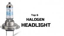 Top 5 Halogen Headlight Bulbs