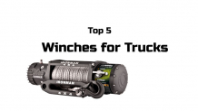 Top 5 Winches for Trucks