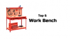 Top 6 Garage Work Bench