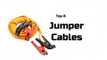 Top 8 Best Jumper Cables